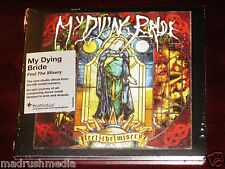 My Dying Bride: Feel The Misery CD 2015 Peaceville Records Germany Digipak NEW