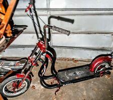 Rare Schwinn Orange County Chopper Scooter