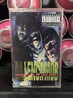 Da Lench Mob Guerillas In Tha Mist Cassette Tape PROMO 1992 Ice Cube Rap Hip Hop