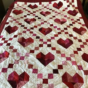 quilts hand made Twin