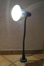 VELUX Arbeitsleuchte Werkstattlampe Schwanenhals Magnetfuss 220V  E27