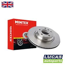 NEW MINTEX - REAR - BRAKE DISCS (2X DISCS) - MDC2121
