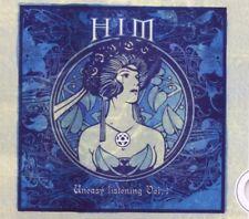 Him Uneasy Escucha Vol.1 (2007) 15-track CD Álbum Nuevo/Sellado