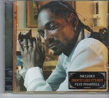(ES220) Snoop Dogg, R&G (Rhythm & Gangsta): The Masterpiece - 2004 CD