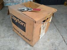 NEW IN BOX DAYTON 2Z152C REDUCTION GEAR BOX, 25:1 RATIO, FREE SHIPPING