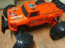 unbreakable rc body for monster Arrma Outcast 1:8