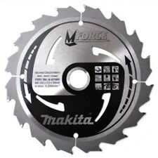 Makita B-07901 Circular Saw Blade 165mm x 20mm x 16T Wood Fast Cut Cordless