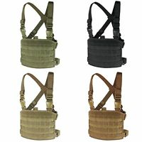 Condor MCR3 Tactical MOLLE PALS Modular Hunting Military Modular Chest Rig Panel