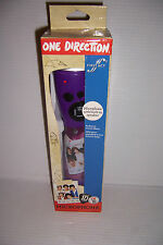 1D One Direction First Act Purple Microphone MP3 Input and Speaker New in Box!
