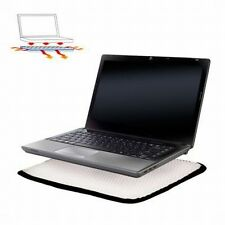 "Notebook Buffer Laptop Cooling Pad Comfort Cushion Chill Mat 15"" Heat Protection"