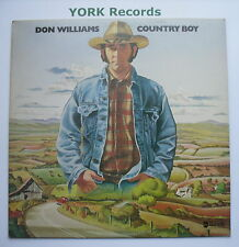 DON WILLIAMS - Country Boy - Excellent Condition LP Record ABC ABCL 5233