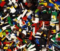 400 LEGO Bricks Plates Parts and Pieces Mixed Bundle Bulk Brick Genuine Job Lot
