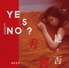 MISS A SUZY [YES? NO?] 1st Mini Album CD+124p Photobook+Photocard K-POP SEALED