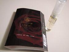 Amouage Lyric Man EDP Perfume 2ml Carded Sample Travel Spray