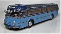 Brekina 1:87 Mercedes Benz O 6600 H Reisebus - OVP 50501 blau / hellblau