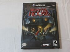 Monster House Nintendo GameCube 2006 Rated E10+ Everyone 10+ Action Adventure