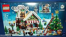 LEGO Creator 10249 WINTER TOY SHOP ~ Factory Sealed ~ EXCLUSIVE Christmas  HTF