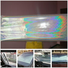 50x125cm Retractable Auto Front Rear Windshield Sunshade Shade UV Visor Curtain
