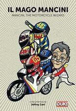 Il Mago Mancini - Mancini The Motocycle Wizard (New DVD) Motogp Guido
