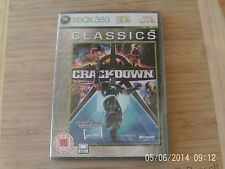 crackdown 1&2  new&sealed