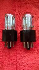 Супер аудио ламповый 1579 = 6SL7 = 6113 Супер редкие!!! 2 штуки.№3