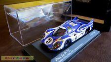 """1:43 Minichamps, Porsche 917L """"Hippie"""", 1970 24hr LeMans practice"""