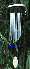 Feng Shui Klangspiel-Windspiel-Klangharfe- mit 22 Klangstäben und Naturholz