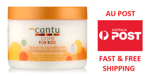Cantu Care for Kids Leave-in Conditioner 10oz - AU STOCK