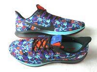Nike Mens Air Zoom Pegasus 36 AS Running Shoes Team Orange Black Aqua Size 13