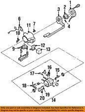 GM OEM-Ignition Lock Cylinder 26033388