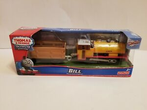 Thomas & Friends Trackmaster Motorized Railway Bill Fisher Price