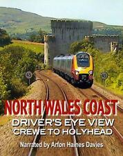 North Wales Coast: Crewe to Holyhead - Driver's Eye View * Blu-ray