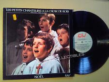 LP Album~ LES PETITS CHANTEURS A LA CROIX DE BOIS ~Chantent Noel ~13 Tracks