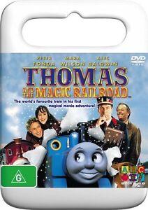 Thomas & Friends Thomas And The Magic Railroad (R4 DVD, 2005) AS NEW FREE POST