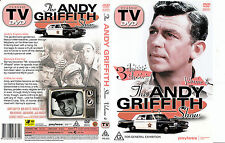 The Andy Griffith Show:Vol4-1960/1968-TV Series USA-3 Episodes-DVD