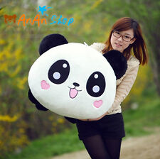 Free Shipping 31'' Stuffed Animal Pillow Plush Panda Teddy Bear Soft Toy Gift