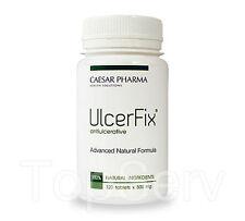 UlcerFix Heartburn Relief Acid Reducer,Ulcers,Gastritis Best Herbal Pills WORKS