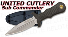 United Cutlery Sub Commander SILVER Mini Boot Knife UC2725 NEW