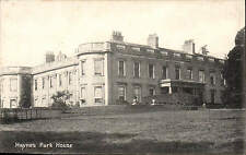 Haynes Park House.