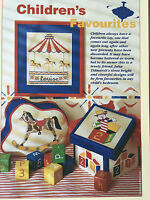 CROSS STITCH CHART Jack in the Box Rocking Horse Carousel Picture PATTERN ONLY