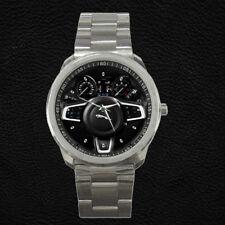 Jaguar XE Custom Dashboard Steering Wheel Key Ring Pocket Watch