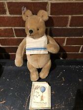 "R. John Wright Dolls - Winnie The Pooh, LE, 13"" tall, Bear with box."