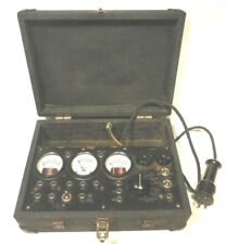 Vintage Readrite Tube Tester 700 For Early 4 Amp 5 Pin Tubes Tested Working
