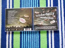 Underbelly: A Tale of Two Cities CD - Underbelly: a Tale of Two Cities divinyls,