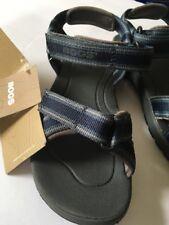 Bogs BOY'S RIO SANDAL STRIPES - Kids Boys Rio Sandal Stripes Water Shoes Sz 2