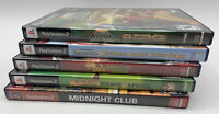 Playstation 2 *Lot of 5* Madagascar, Midnight Club, Shrek, Tak, Avatar