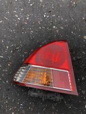 honda civic 2004/06  SLOON LEFT  SIDE REAR LIGHT