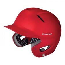 Easton Natural Grip Batting Helmet Red JR