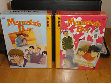 Marmalade Boy Ultimate Scrapbook Volume 1 / Volume 2 (6-DVDS) 38 Episodes! NEW!