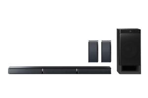 Sony 5.1 Channel Soundbar With Rear Speakers (HT-RT3)
